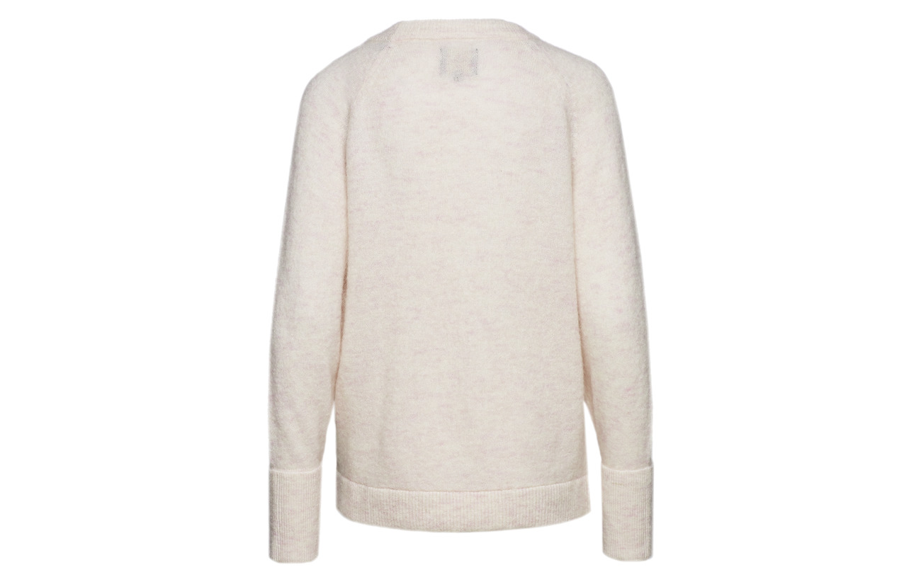 Recyclé Other Femme Nylon neck 10years Heavenly Elastane Fibers O 10 Livana Selected 17 Mohair Pink 34 Ls Slfgold 5 Knit Laine OTdxCf