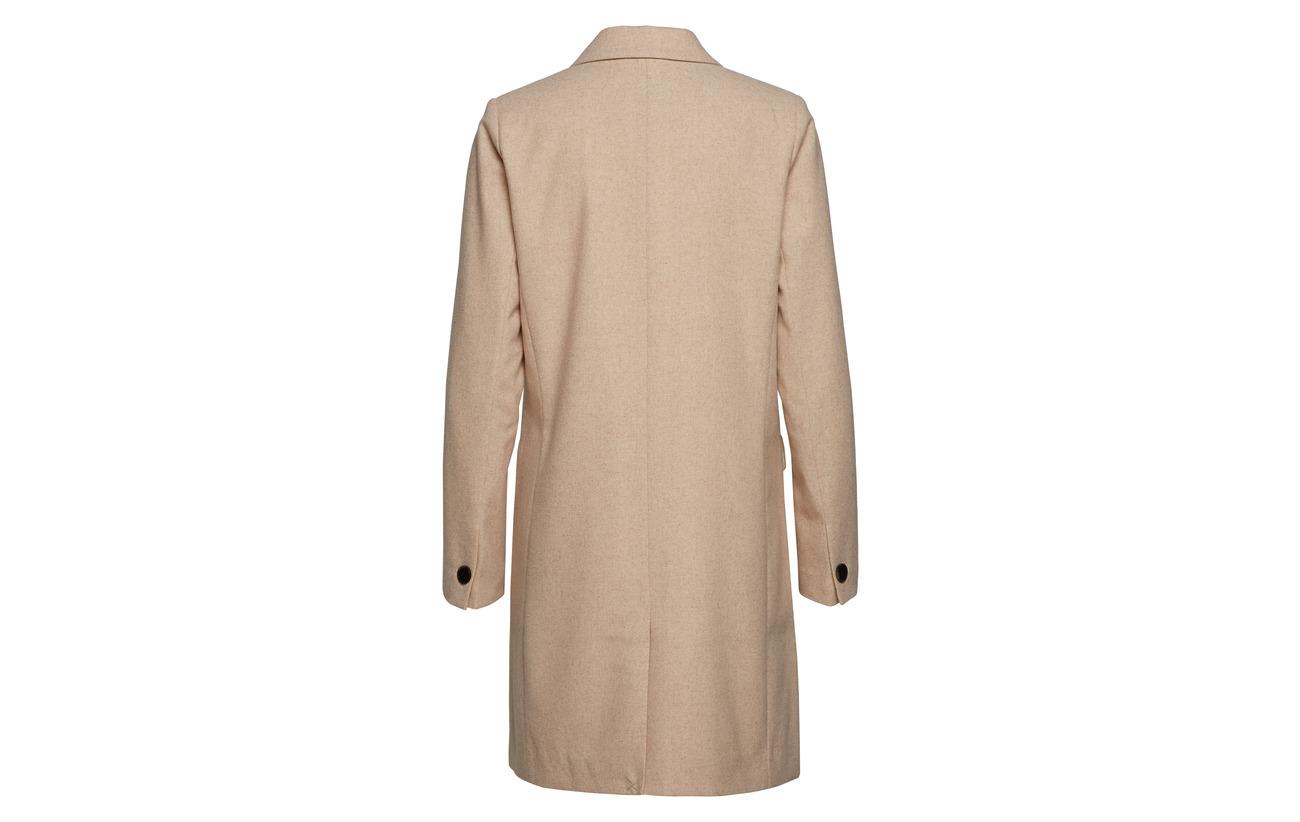 Wool Slfboas Selected Cameo Femme 40 Polyester 5 B Coat Otherfibers Rose 55 Recycledwool wq5wEg1