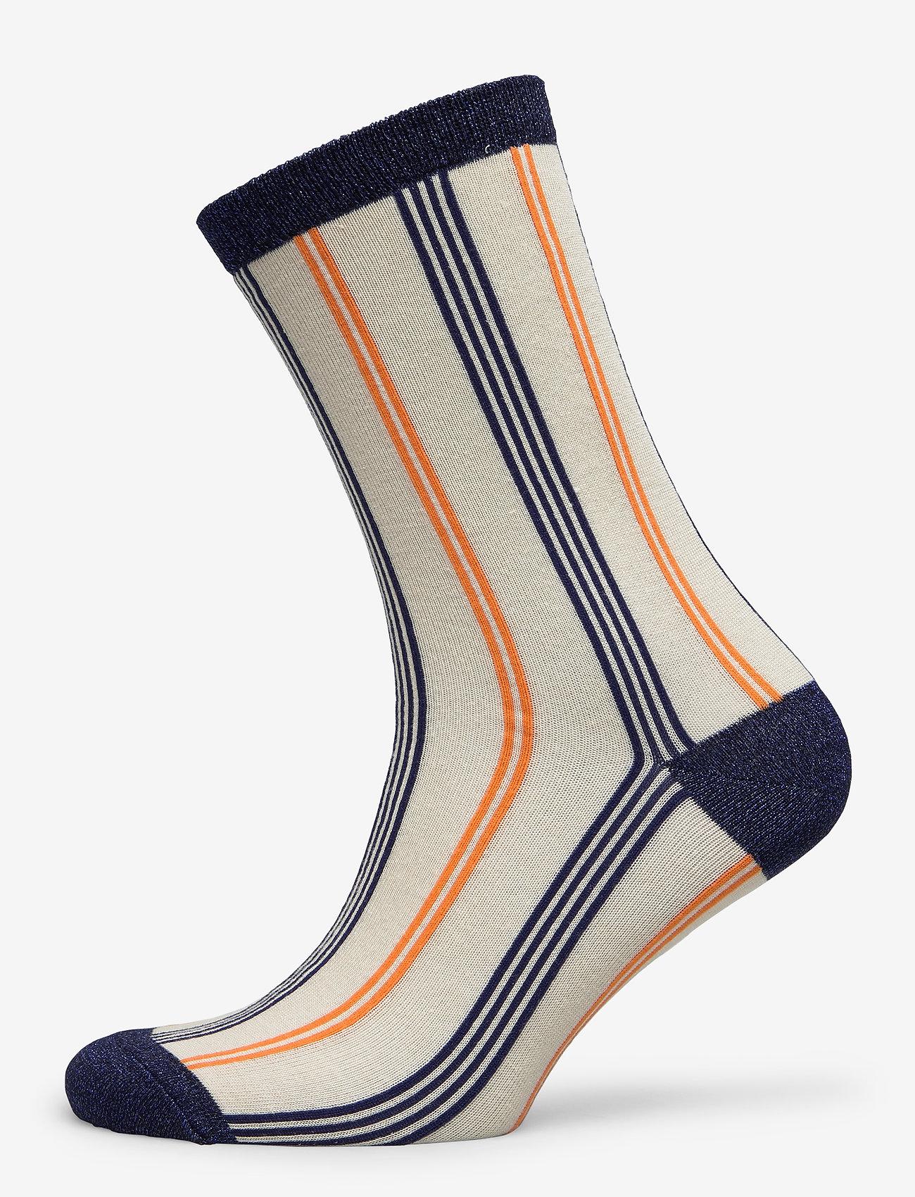 Selected Femme - SLFVIDA SOCK B - sokken - sandshell - 0
