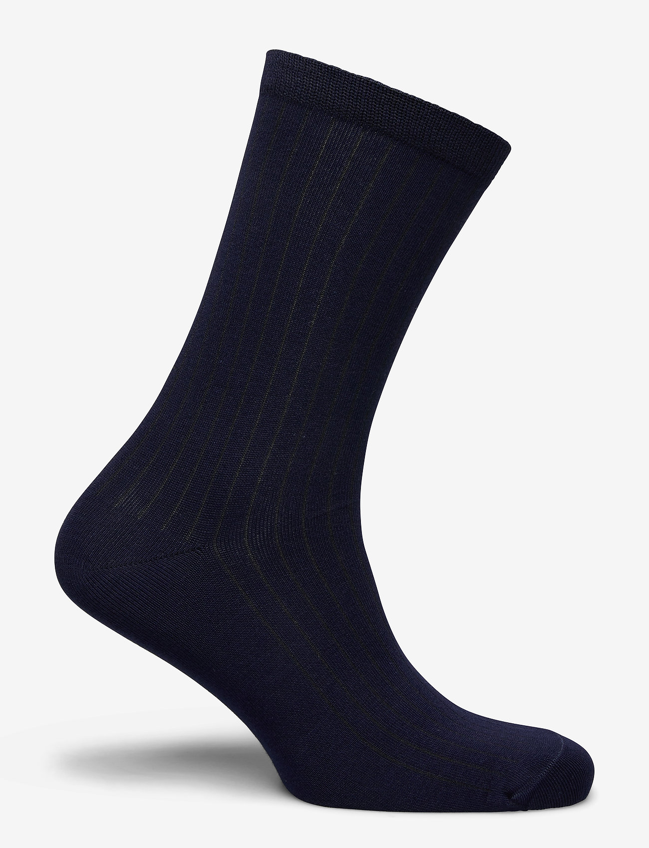 Selected Femme - SLFBOBBY RIB SOCK B - sokken - maritime blue - 1