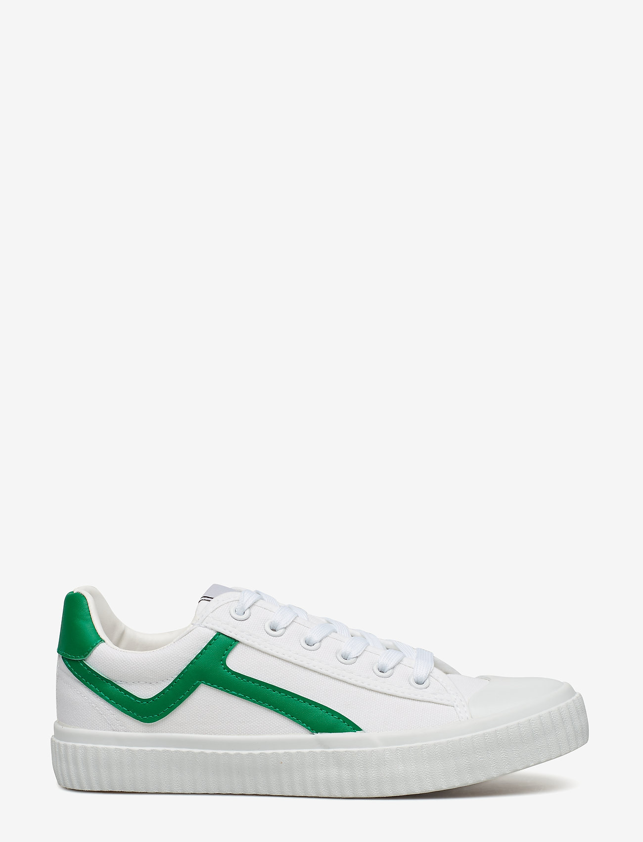 Selected Femme - SLFERICA CANVAS TRAINER B - lave sneakers - gumdrop green - 1