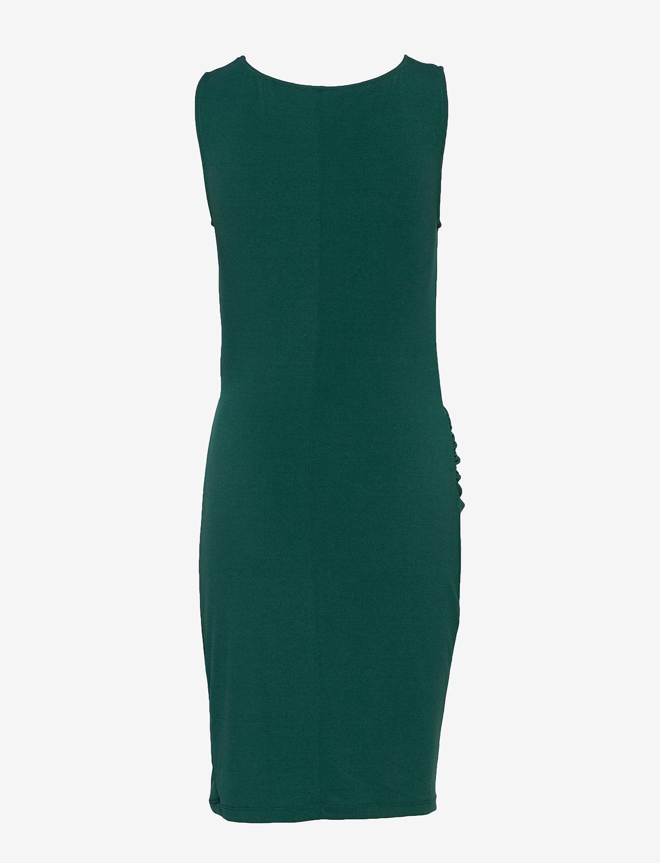 Selected Femme - SLFTANJA-TELLER SL DRESS EX - robes midi - ponderosa pine - 1