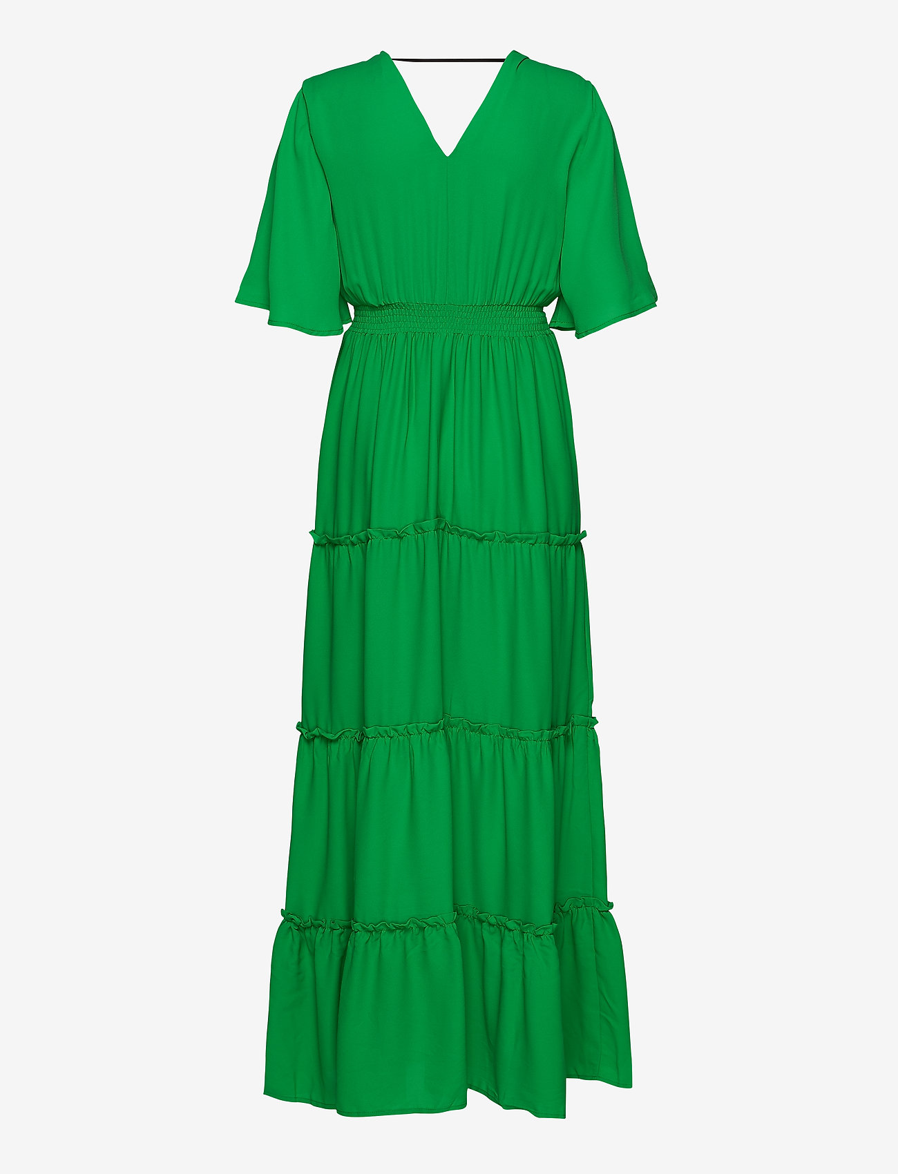 Selected Femme - SLFRAYA 2/4 MAXI DRESS B - robes longues - bright green - 1