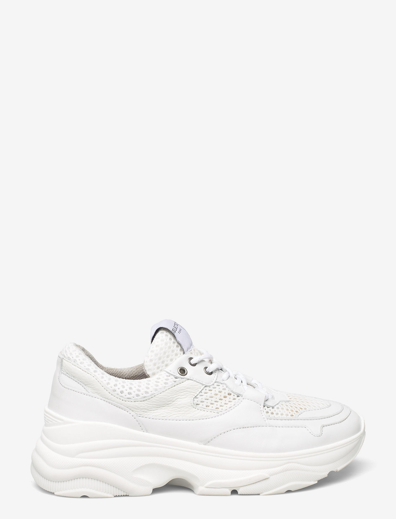 Selected Femme - SLFGAVINA TRAINER NOOS B - lave sneakers - white - 1