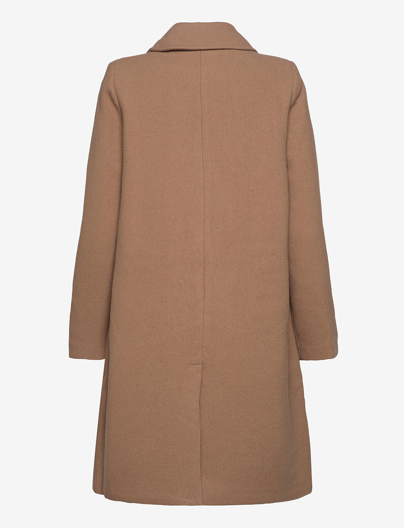 Selected Femme - SLFSASSY WOOL COAT B - wool coats - tigers eye - 1