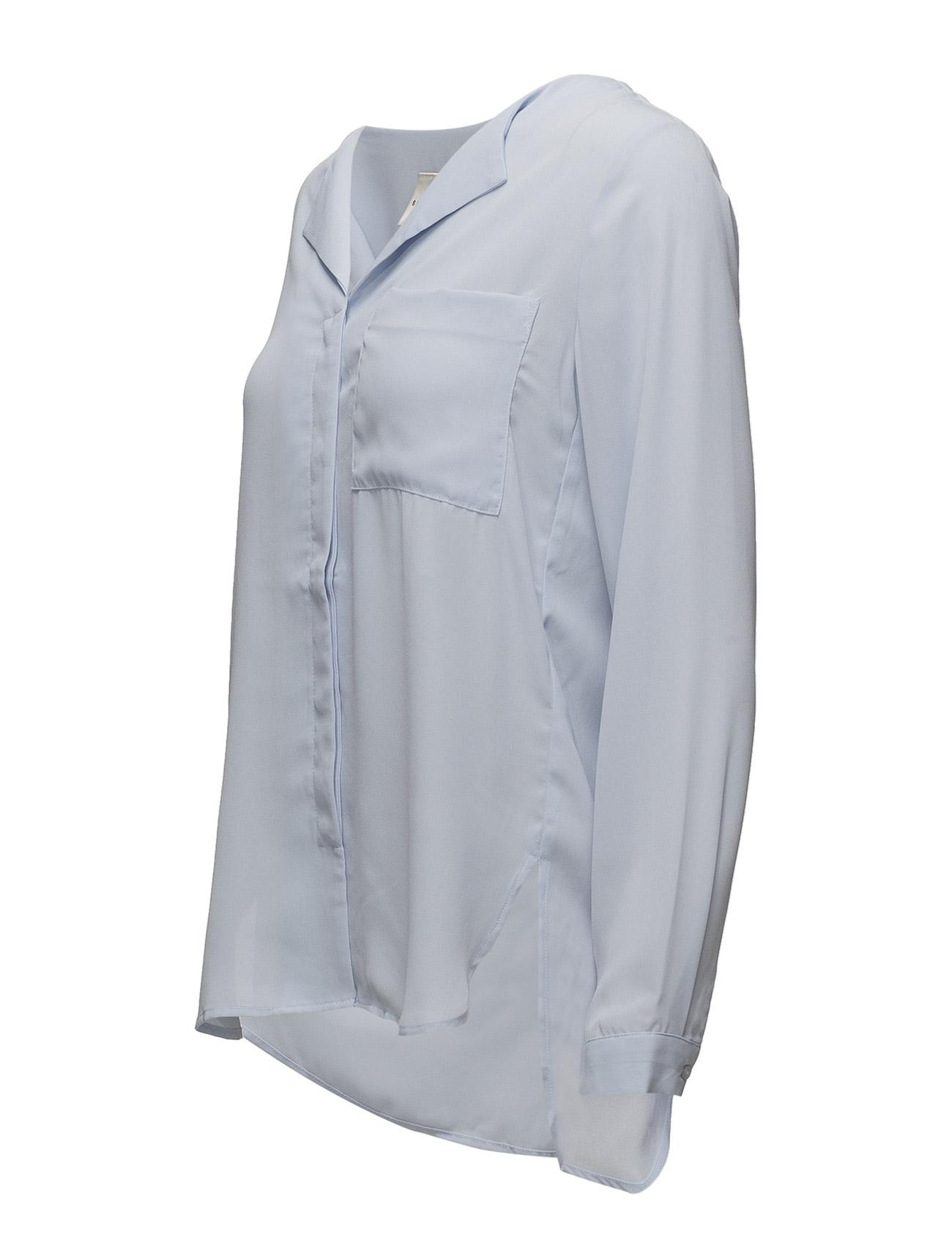 ef96a638 Selected Femme langærmede bluser – Slfdynella Ls Shirt til dame i ...