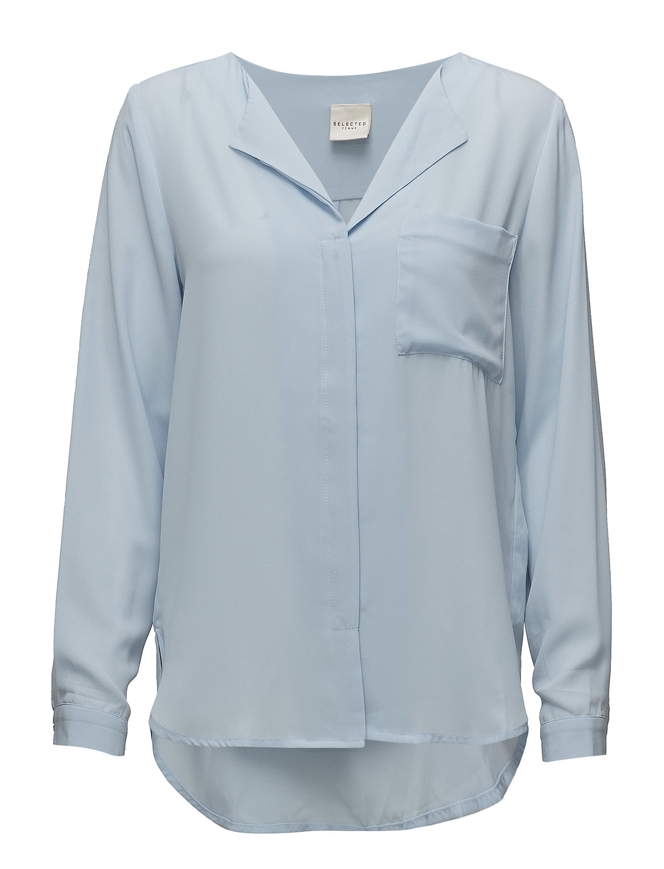 Selected Femme SLFDYNELLA LS SHIRT NOOS - SKYWAY