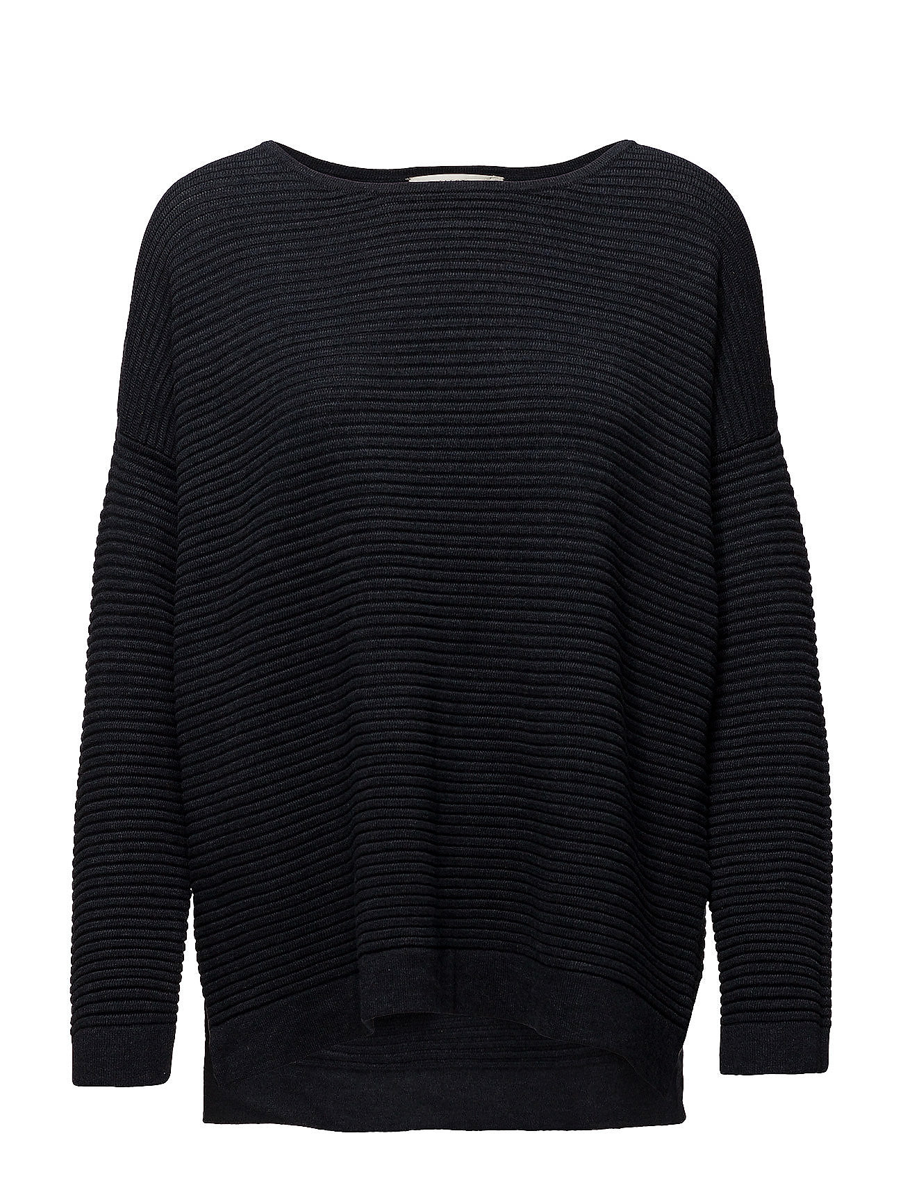 Selected Femme SFLAUA LS KNIT OVERStorlek WIDE O NECK NOOS Ögrönlar