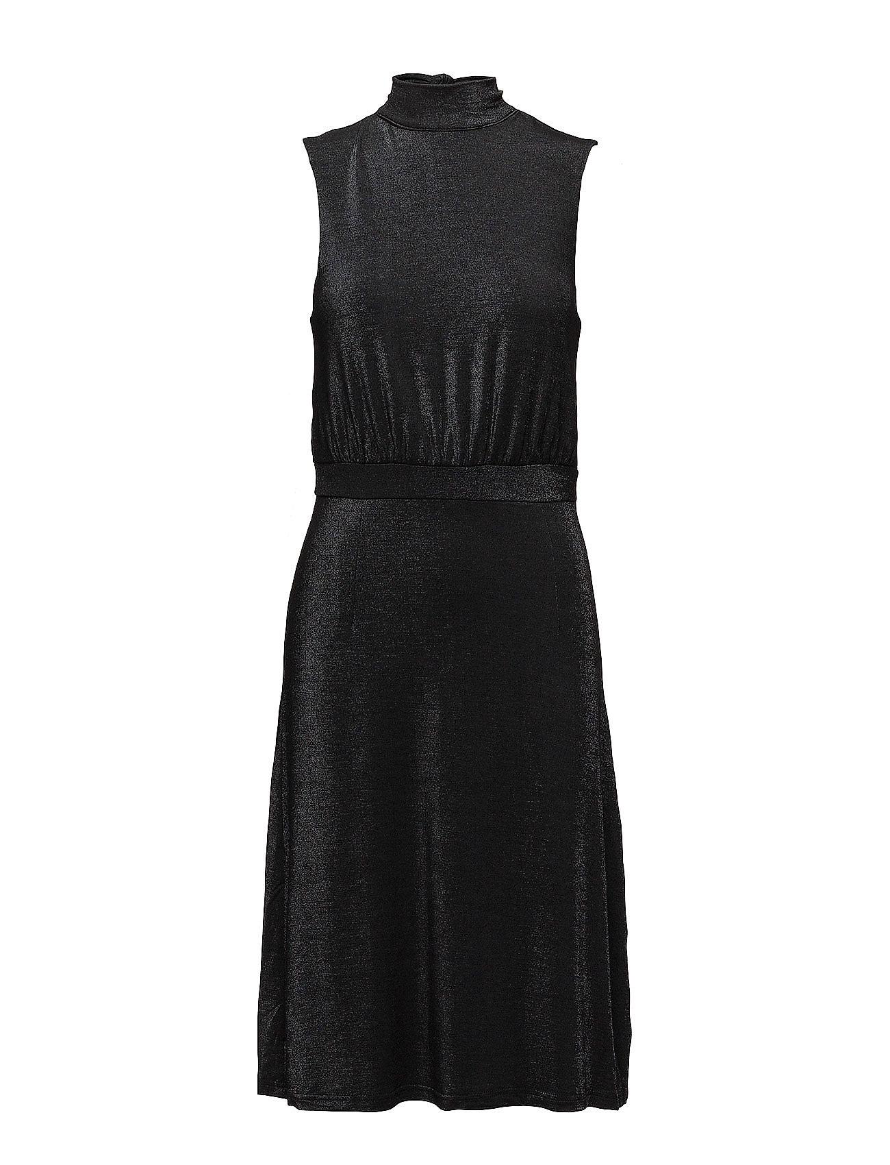 Selected Femme SFSTELLA SL DRESS - BLACK