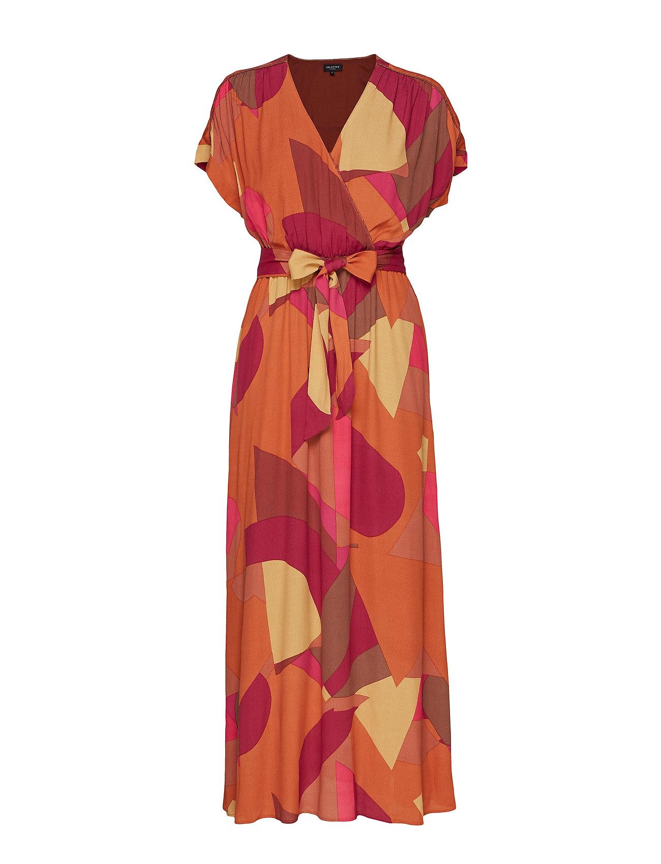 Selected Femme SLFWINNIE SL ANKLE DRESS EX - MANGO