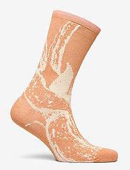 Selected Femme - SLFVIDA SOCK B - sokken - caramel - 1