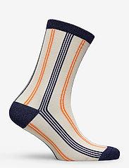 Selected Femme - SLFVIDA SOCK B - sokken - sandshell - 1