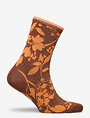 Selected Femme - SLFVIDA SOCK B - sokken - smoked paprika - 1