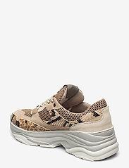 Selected Femme - SLFGAVINA TRAINER B - chunky sneakers - tigers eye - 2