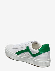 Selected Femme - SLFERICA CANVAS TRAINER B - lave sneakers - gumdrop green - 2