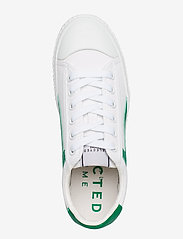 Selected Femme - SLFERICA CANVAS TRAINER B - lave sneakers - gumdrop green - 3