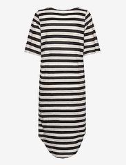 Selected Femme - SLFIVY 2/4 BEACH DRESS B - overige badmode - black - 3