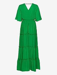 Selected Femme - SLFRAYA 2/4 MAXI DRESS B - maxi dresses - bright green - 1