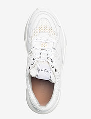 Selected Femme - SLFGAVINA TRAINER NOOS B - lave sneakers - white - 3