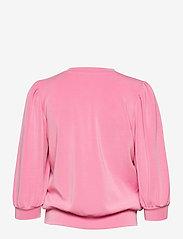 Selected Femme - SLFTENNY 3/4 SWEAT - sweatshirts - rosebloom - 1