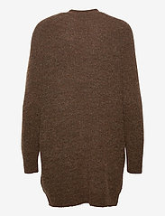 Selected Femme - SLFLULU LS KNIT LONG CARDIGAN - koftor - dachshund - 1