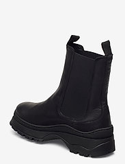 Selected Femme - SLFLUCY LEATHER CHELSEAOOT - chelsea boots - black - 2