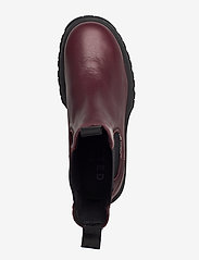 Selected Femme - SLFLUCY LEATHER CHELSEAOOT - chelsea boots - winetasting - 3
