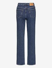 Selected Femme - SLFKATE HW STRAIGH LONG HARBOURLU JEAN - straight regular - medium blue denim - 1