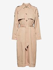 Selected Femme - SLFBRENNA TRENCHCOAT - trenchcoats - nomad - 0
