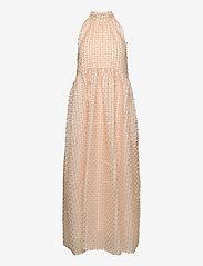 Selected Femme - SLFDOSKY SL MAXI DRESS G - white - 0