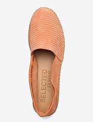 Selected Femme - SLFELLEN SUEDE ESPADRILLES B - flache espadrilles - cork - 3