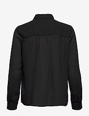 Selected Femme - SLFSIGNA-DYNELLA LS SHIRT B - langärmlige blusen - black - 1