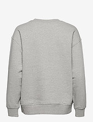 Selected Femme - SLFSTASIE LS SWEAT - sweatshirts & hoodies - light grey melange - 1