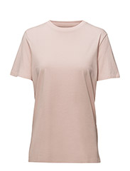 SFMY PERFECT SS TEE - BOX CUT COLOR - SEPIA ROSE