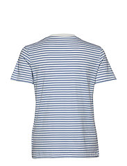 SLFMY PERFECT SS TEE BOX CUT-STRI. NOOS
