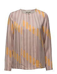 SFELLI LS TOP - SEPIA ROSE