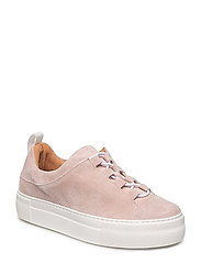 SFAIDA NEW SUEDE SLIPON - ADOBE ROSE