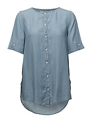 SFINES 2/4 SHIRT J - LIGHT BLUE
