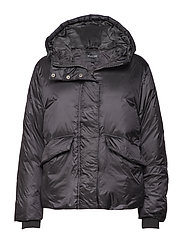 SLFPAM DOWN JACKET B - BLACK