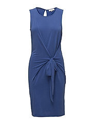 SFHELEN SL WRAP DRESS - SURF THE WEB