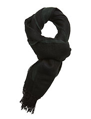 SLFDOTTED SCARF B - BLACK