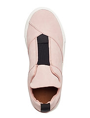 Selected Femme - SLFANN SUEDE SLIPON B - lave sneakers - heavenly pink - 3