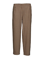 SLFMARGERY MW ANKLE PANT B - BIRCH