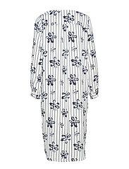 SLFDYNELLA LS AOP DRESS B