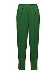 SLFJOLLY MW CARROT PANT RT - JOLLY GREEN