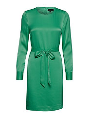SLFIMANA LS DRESS B - GUMDROP GREEN