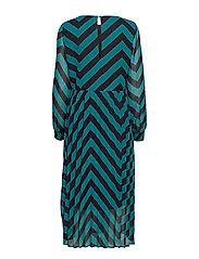 SLFELLA LS PLISSE DRESS EX