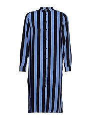 SLFELIN LS DRESS EX - GRANADA SKY