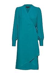 SLFALVA LS WRAP DRESS EX