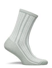 Selected Femme - SLFLANA SOCK B - sokken - lily pad - 0